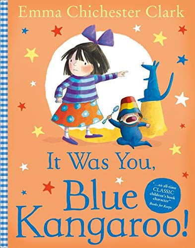 9780007130979: It Was You! Blue Kangaroo