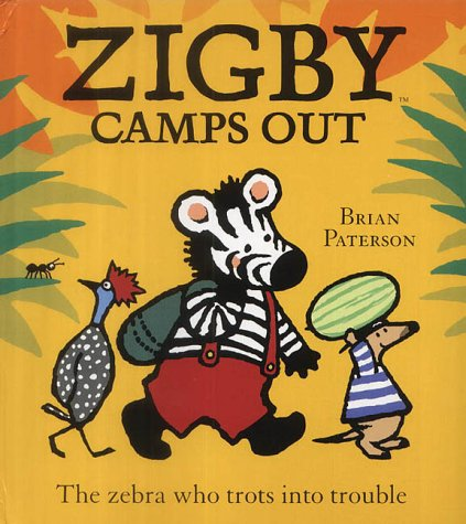 9780007131648: Zigby Camps Out