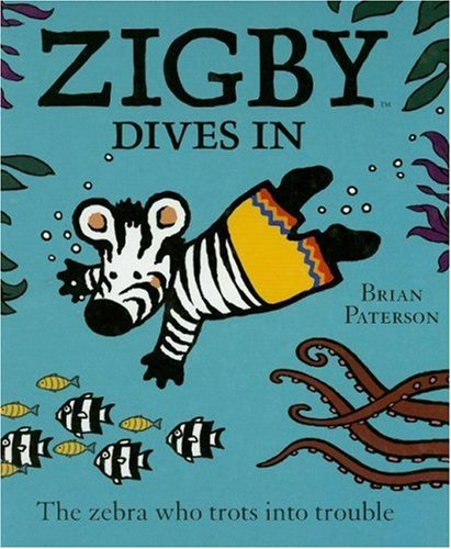 9780007131679: Zigby Dives In