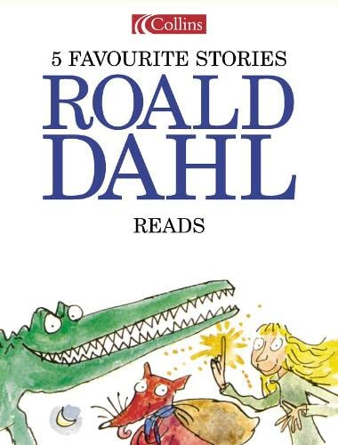9780007131686: Roald Dahl Audio Box Set