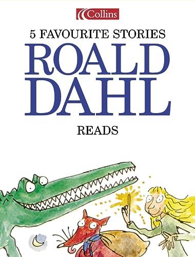 9780007131686: Roald Dahl Audio Box Set
