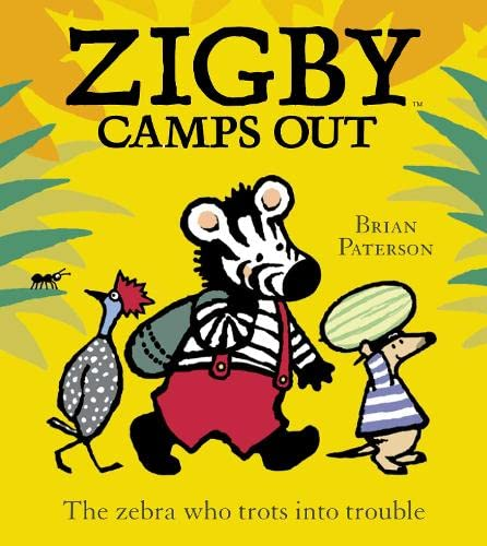 9780007131808: Zigby Camps Out