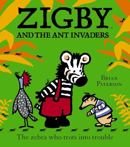 9780007131822: Zigby and the Ant Invaders