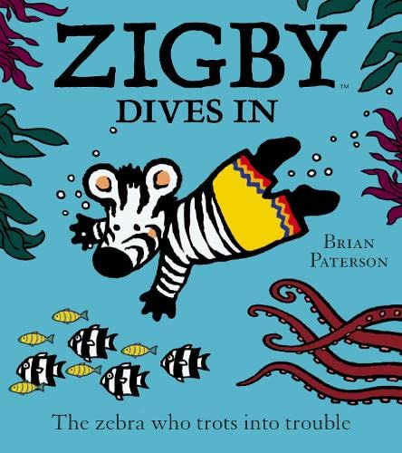 9780007131839: Zigby Dives In