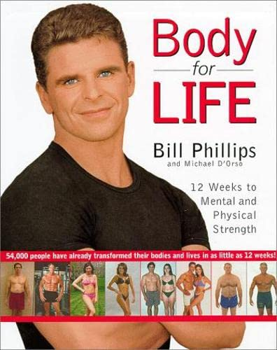 9780007131921: Body for Life: 12 Weeks to Mental and Physical Strength