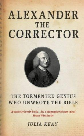 9780007131952: Alexander the Corrector