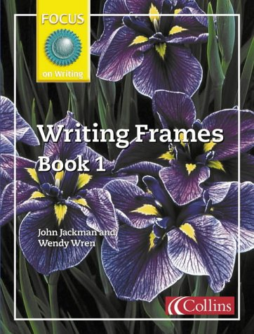 9780007131976: Focus on Writing: Writing Frames No.1