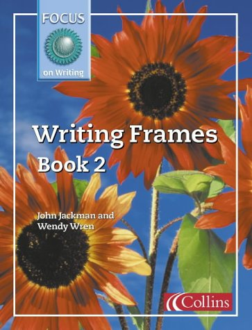 9780007131990: Focus on Writing: Writing Frames No.2
