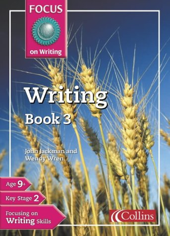 9780007132027: Focus on Writing - Writing Book 3: Writing Bk.3