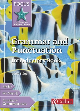 9780007132089: Focus on Grammar and Punctuation - Grammar and Punctuation Introductory Book (Focus on Grammar & Punctuation)