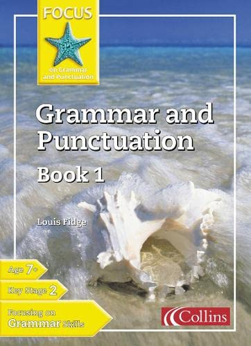 9780007132096: Focus on Grammar and Punctuation – Grammar and Punctuation Book 1: Bk. 1 (Focus on Grammar & Punctuation)