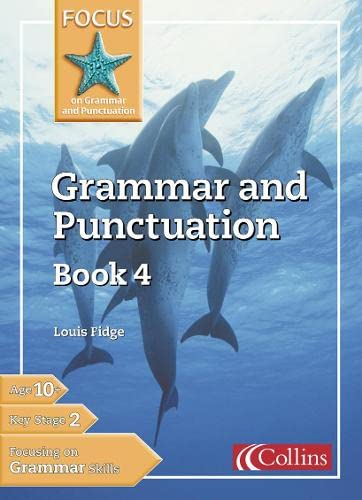 9780007132126: Focus on Grammar and Punctuation – Grammar and Punctuation Book 4: Bk. 4 (Focus on Grammar & Punctuation)