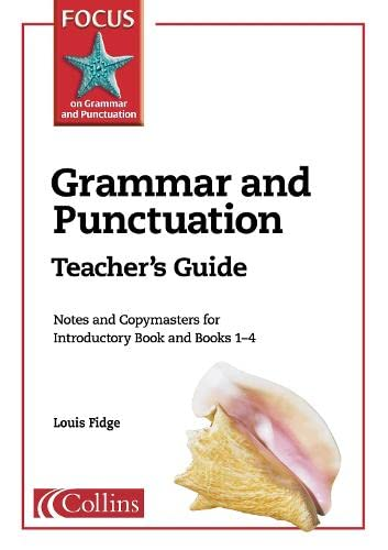 9780007132133: Grammar and Punctuation Teacher's Guide (Focus on Grammar & Punctuation)