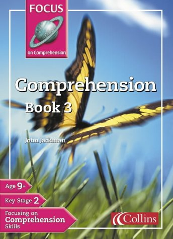 9780007132164: Comprehension: Bk. 3 (Collins Primary Focus)