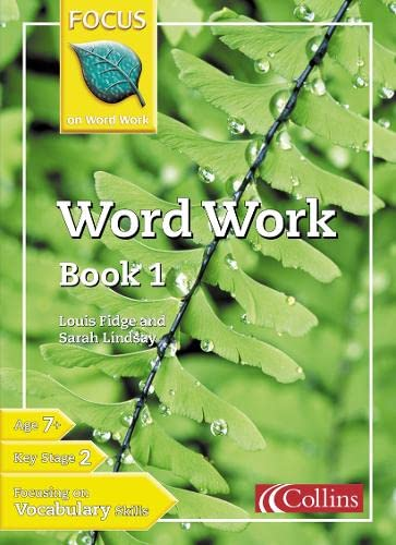 9780007132263: Focus on Word Work - Word Work Book 1: Bk. 1
