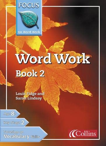 9780007132270: Word Work: Bk. 2 (Focus on Word Work)