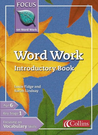9780007132300: Focus on Word Work - Word Work Introductory Book