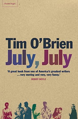 9780007132447: July, July