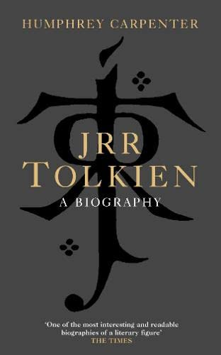 9780007132843: J.R.R. Tolkein: A Biography
