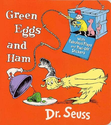 Green Eggs and Ham: Seuss , Dr