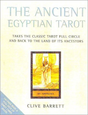 9780007133215: Ancient Egyptian Tarot