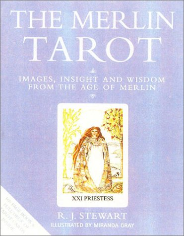 9780007133222: The Merlin Tarot
