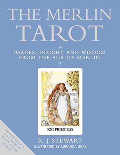 9780007133222: The Merlin Tarot