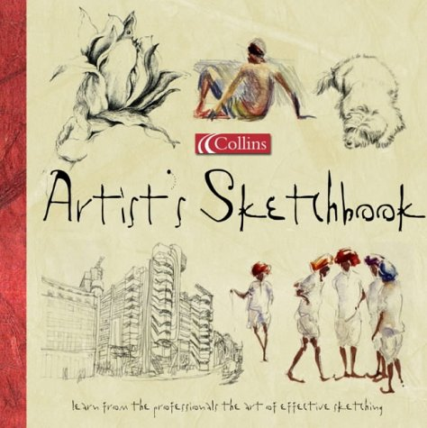 9780007133253: Collins Artist's Sketchbook (A quarto book)