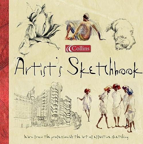 9780007133253: Collins Artist's Sketchbook (A quarto book)