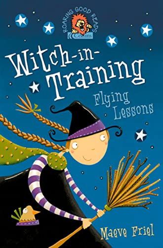 9780007133413: Flying Lessons (Witch-in-Training, Book 1)
