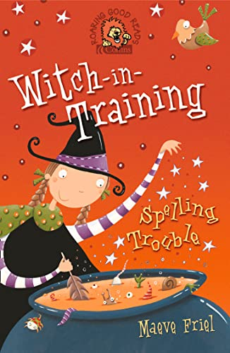 9780007133420: Spelling Trouble (Witch-in-Training, Book 2)
