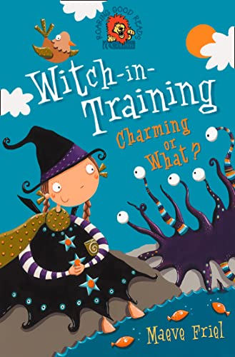 9780007133437: Charming or What? (Witch-in-Training)