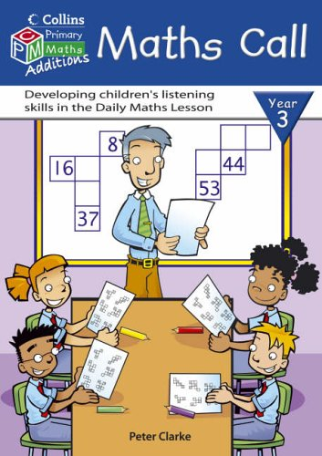 9780007133536: Collins Maths Additions - Maths Call Year 3 File