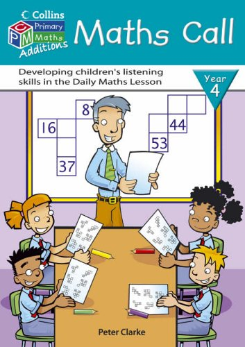 9780007133543: Collins Maths Additions – Maths Call Year 4 File