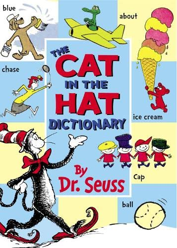 The Cat in the Hat Dictionary (Bright and Early Books)
