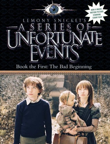 9780007133734: A Series of Unfortunate Events (1) - Book the First - The Bad Beginning: Complete & Unabridged