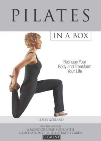 9780007133833: Pilates In a Box: Reshape Your Body and Transform Your Life (Book & Cards)