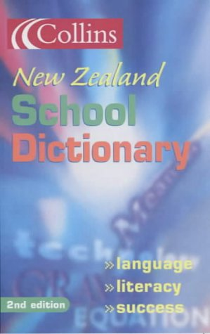 9780007134052: Collins New School Dictionary