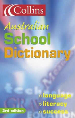 9780007134069: Collins School – Collins New School Dictionary