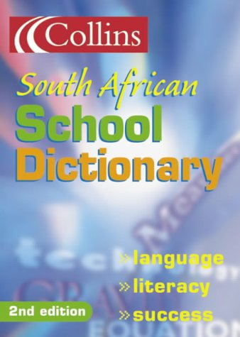 9780007134076: Collins New School Dictionary