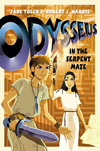 9780007134144: Odysseus in the Serpent Maze (Before They Were Heroes)