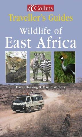9780007134182: Traveller's Guide - Wildlife of East Africa
