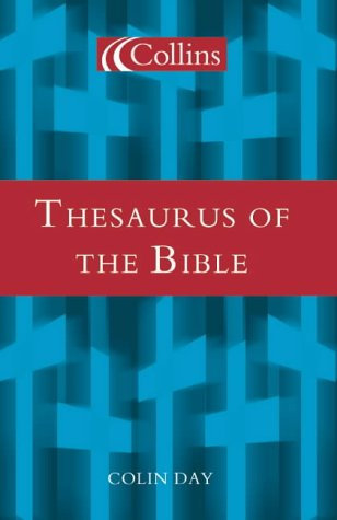 9780007134304: Collins Thesaurus of the Bible