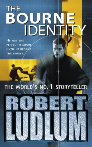 9780007134359: THE BOURNE IDENTITY ( Film Tie-in )