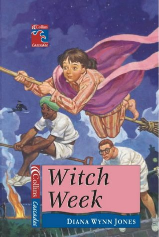 9780007134427: Witch Week (Cascades)