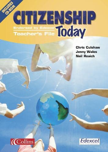 9780007134649: Citizenship Today: Teacher's File