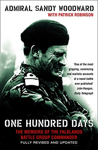 9780007134670: One Hundred Days: The Memoirs of the Falklands Battle Group Commander