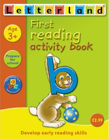 9780007134809: Letterland Learning At Home - First Reading Activity Book (Letterland Activity Books)