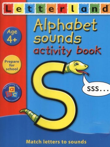 9780007134823: Letterland Learning At Home - Alphabet Sounds Activity Book (Letterland Activity Books)