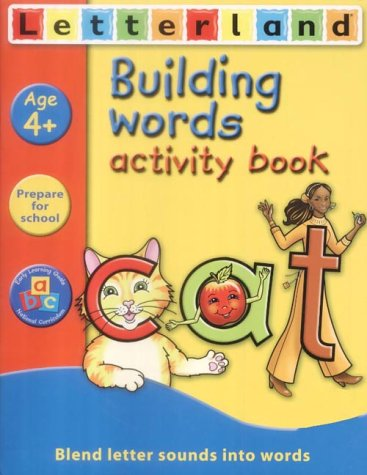9780007134847: Letterland Learning At Home - Building Words Activity Book (Letterland Activity Books)